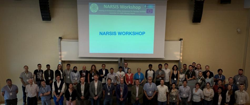 Warsaw Workshop group photo